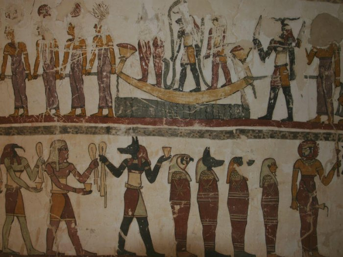 Why are funerals important how funerals help you grieve funeral ancient egyptian painting showing funeral rituals solutioingenieria Images