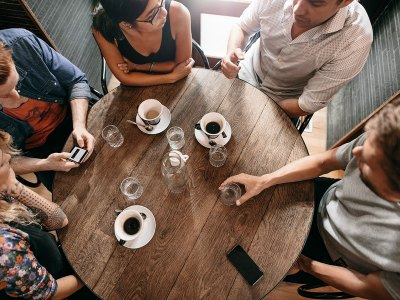 Dying to talk? Get a Death Café started