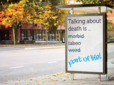 Get ready for Dying To Know Day on August 8