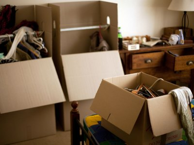 Dear Annie: Downsizing after bereavement